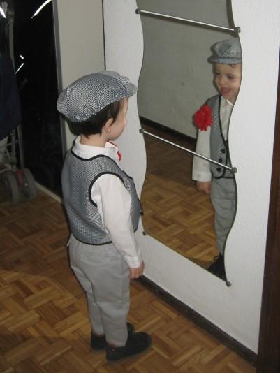 San Isidro costume